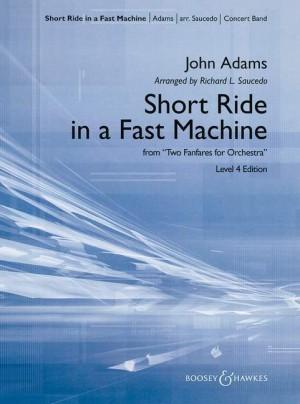 Adams, J: Short Ride in a Fast Machine