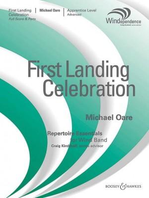 Oare, M: First Landing Celebration