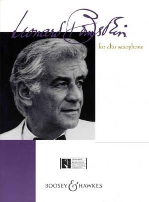 Bernstein, L: Bernstein for Alto Saxophone