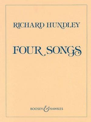 Hundley, R: Four Songs
