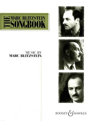 Blitzstein, M: The Marc Blitzstein Songbook Vol. 1