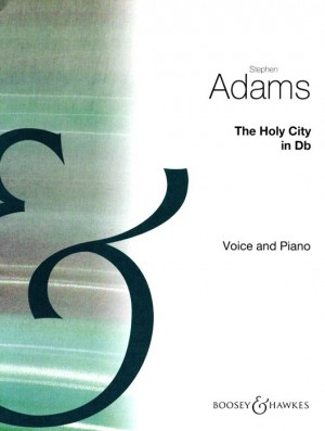 Adams, S: The Holy City (in D flat)