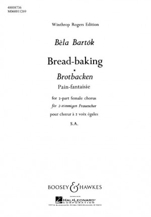 Bartok, B: Bread-baking