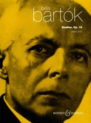 Bartok, B: Studies op. 18