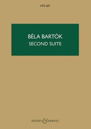 Bartok, B: Suite No. 2 op. 4
