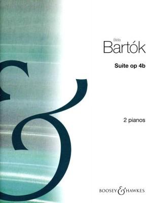 Bartok, B: Suite op. 4b