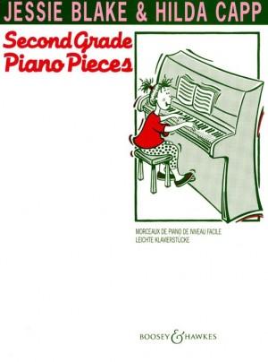 Second Grade Piano Pieces