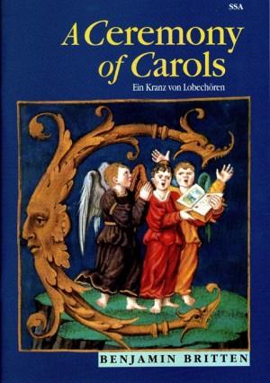 Britten, B: A Ceremony of Carols op. 28
