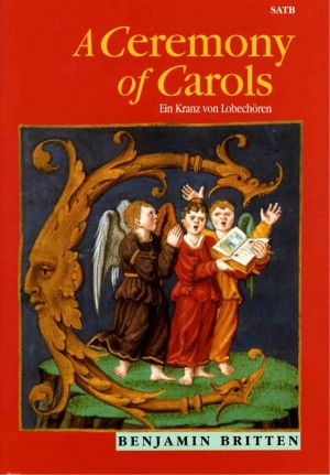 Britten, B: A Ceremony of Carols op. 28 Product Image