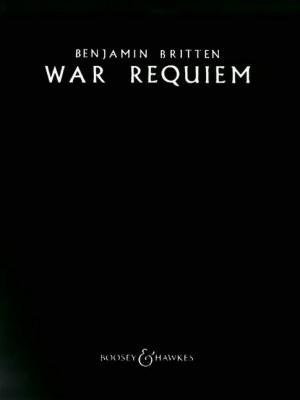 Britten: War Requiem (vocal score) Product Image