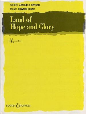 Elgar, E: Land Of Hope & Glory In C