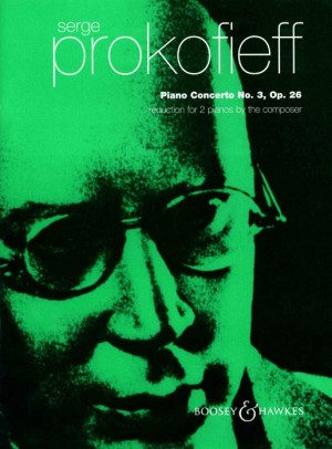 Prokofieff, S: Piano Concerto No. 3 in C major op. 26