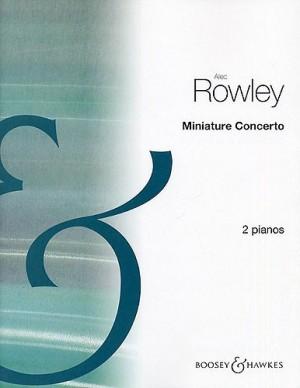 Rowley, A: Miniature Concerto