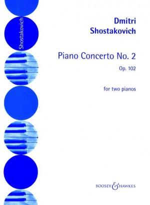 Shostakovich: Piano Concerto No. 2 op. 102 Product Image