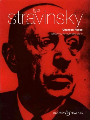 Stravinsky, I: Chanson Russe