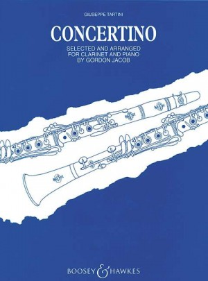 Tartini, G: Clarinet Concertino
