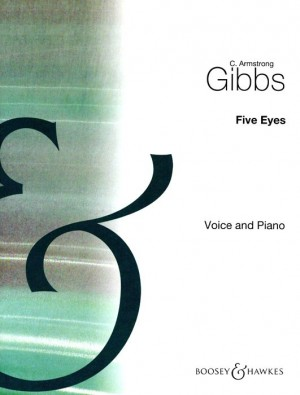 Gibbs, C A: Five Eyes op. 9/3