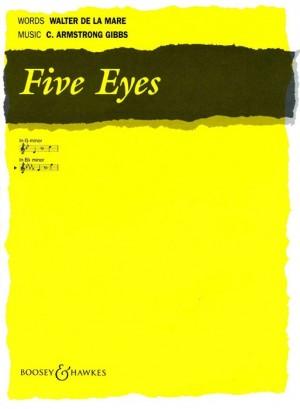 Gibbs, C A: Five Eyes In B Flat m
