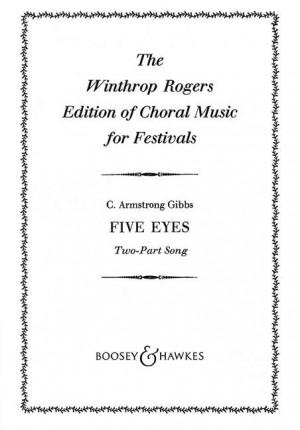 Gibbs, C A: Five Eyes