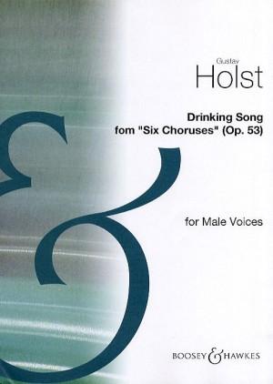 Holst, G: Six Choruses op. 53