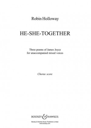 Holloway, R: He - She - Together op. 38/2