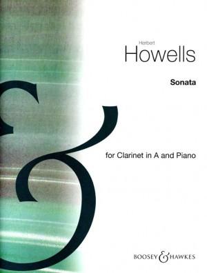 Howells, H: Clarinet Sonata