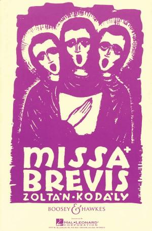Kodaly, Z: Missa Brevis