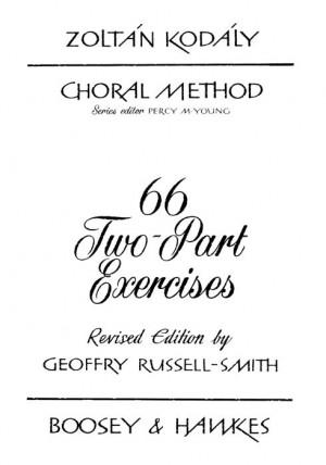 Kodaly, Z: Choral Method Vol. 6