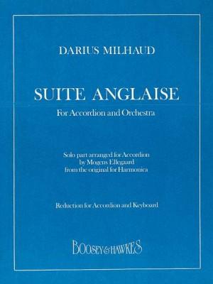 Milhaud, D: Suite Anglaise op. 234