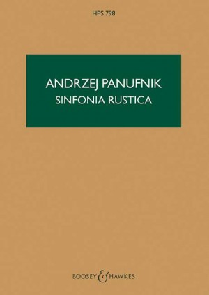Panufnik, A: Sinfonia Rustica