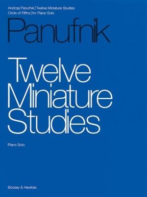 Panufnik, A: 12 Miniature Studies