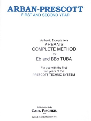 Excerpts From Arban's Complete Method for Tuba