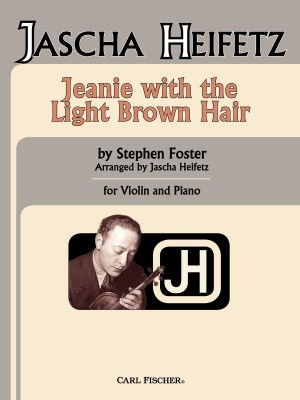Stephen C. Foster: Jeanie With Light Brown Hair