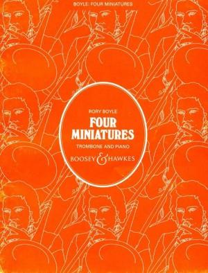 Boyle, R: Four Miniatures