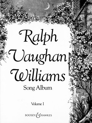 Vaughan Williams, R: Song Album Band 1