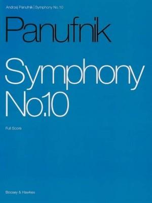 Panufnik, A: Symphony No.10