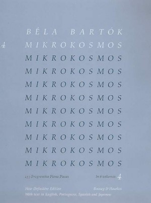 Bartok, B: Mikrokosmos Vol. 4