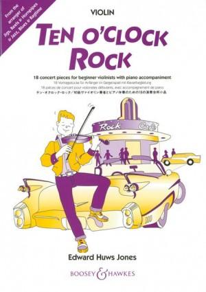 Huws Jones, E: Ten O'Clock Rock