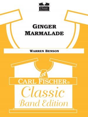 Warren Benson: Ginger Marmalade