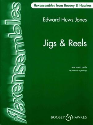 Huws Jones, E: Jigs & Reels