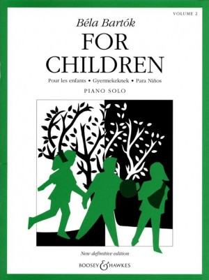 Bartok, B: For Children Vol. 2