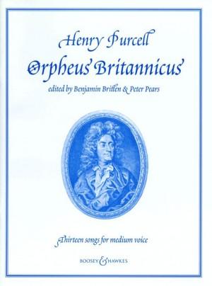 Purcell, H: Orpheus Britannicus