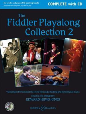 The Fiddler Playalong Collection Vol. 2