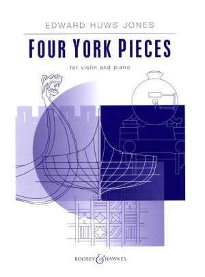 Huws Jones, E: Four York Pieces