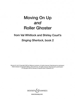 Moving on up and Roller Ghoster