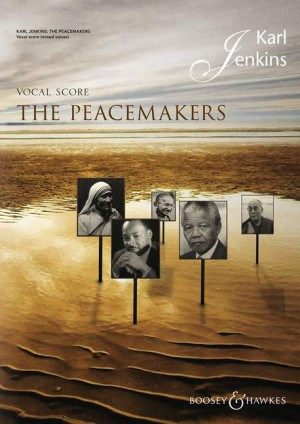 Jenkins, K: The Peacemakers Product Image
