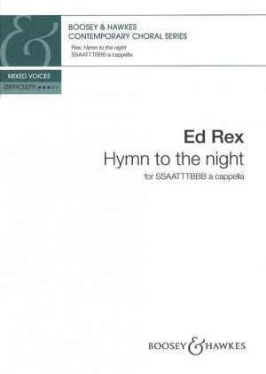Newton-Rex, E: Hymn to the night