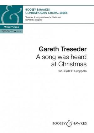Treseder, G: A song was heard at Christmas