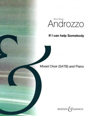 Androzzo, A B: If I can help somebody