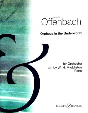 Offenbach, J: Orpheus in the Underworld